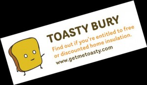 Toasty Bury
